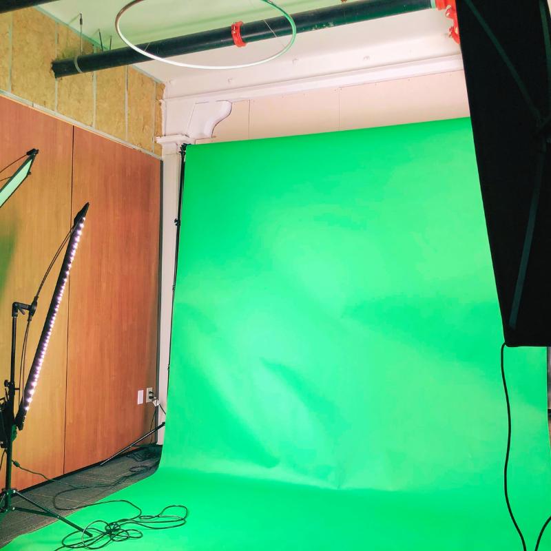 AdEasy Studio Greenscreen